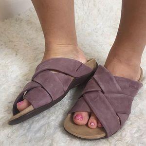 VIONIC Beautiful Purple Slip On Shoes
